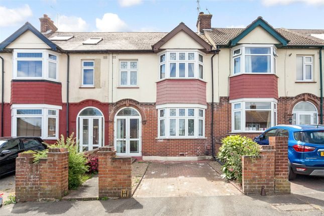 Thumbnail Terraced house for sale in Leyton Avenue, Gillingham, Kent