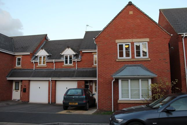 Thumbnail Semi-detached house to rent in Hollands Way, Kegworth, Derby