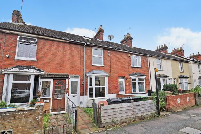 Thumbnail Terraced house to rent in Lower Denmark Road, Ashford, Kent