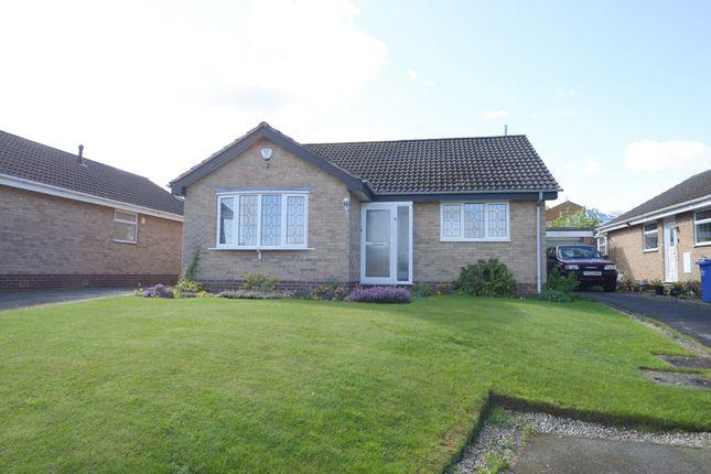 Thumbnail Detached bungalow for sale in Barnham Close, Walton, Chesterfield