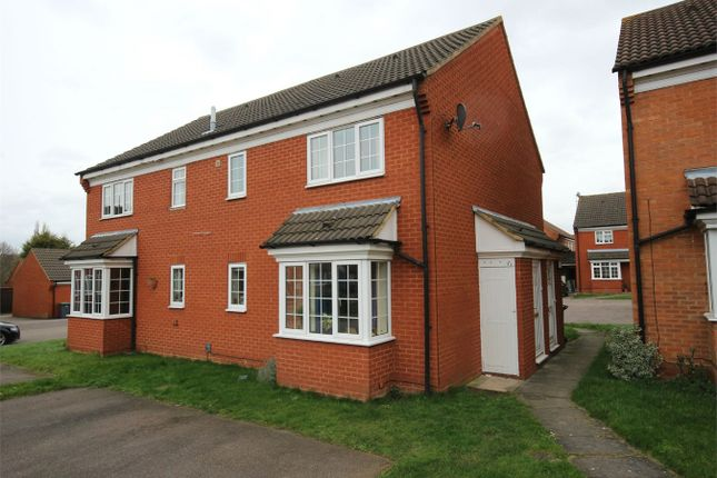 Thumbnail Property for sale in The Meadows, Flitwick