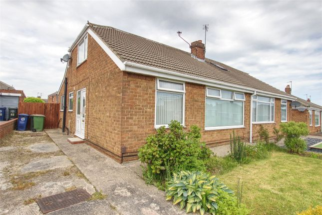 Thumbnail Bungalow for sale in Churchill Road, Eston, Middlesbrough