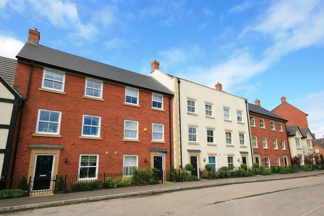 Thumbnail Terraced house to rent in St. Annes Lane, Nantwich