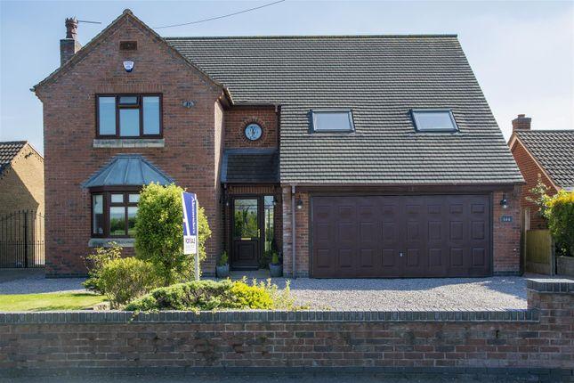 Thumbnail Detached house for sale in Newbold Road, Barlestone, Nuneaton