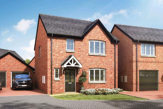 Detached house for sale in Guilsborough Road, Eye, Peterborough