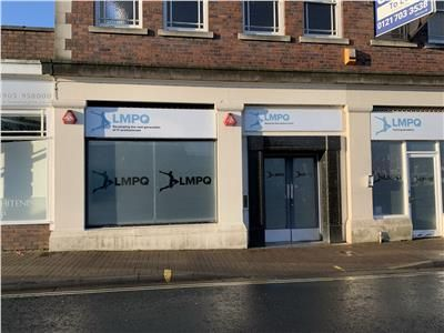 Thumbnail Retail premises to let in Unit 2 St. Andrews House, Queen Street, Worcester, Worcestershire
