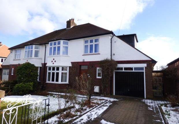 Thumbnail Semi-detached house for sale in Brampton Road, Carlisle, Cumbria