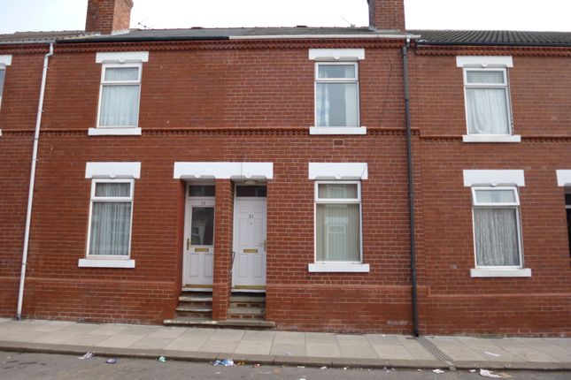 2 bed terraced house to rent in Palmer Street, Hyde Park, Doncaster DN4