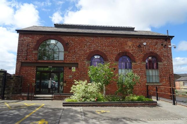 Thumbnail Commercial property for sale in Swan House & Mayors Quay, Swan Meadow Road, Wigan