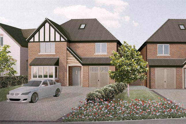 Thumbnail Detached house for sale in B1, Dumore Hay Lane, Fradley, Lichfield