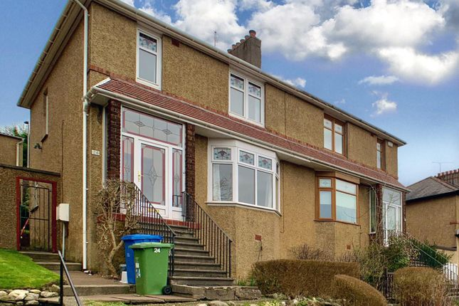 Thumbnail Semi-detached house for sale in 24 Chelmsford Drive, Kelvindale, Glasgow