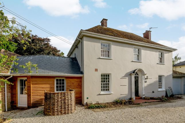 Detached house for sale in Stoke Road, Nayland, Colchester