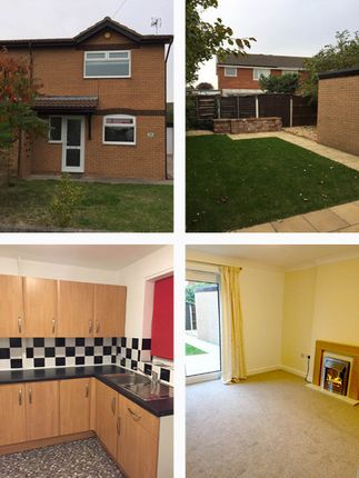 Thumbnail Semi-detached house to rent in Maple Avenue, Rhyl, Rhyl
