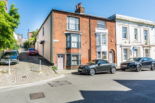 Thumbnail Town house for sale in Tarrant Square, Tarrant Street, Arundel