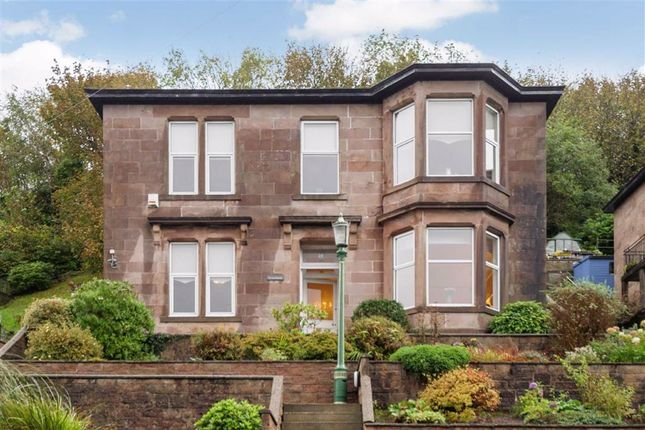Thumbnail 4 bed detached house for sale in 20, Barrhill Road, Gourock, Renfrewshire