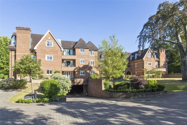Thumbnail Flat for sale in Belvedere House, Churchfields Avenue, Weybridge, Surrey