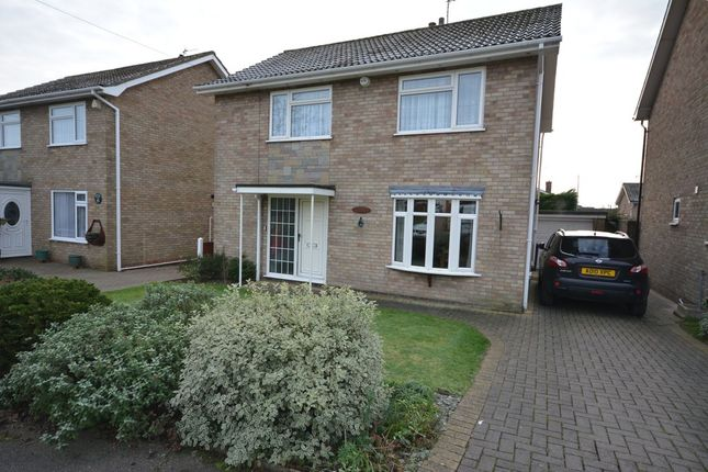 4 bed detached house for sale in Blackberry Way, Oulton Broad, Lowestoft