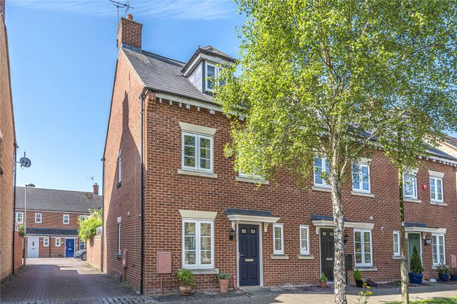 Thumbnail End terrace house to rent in Ashdale Avenue, Madley Park, Witney