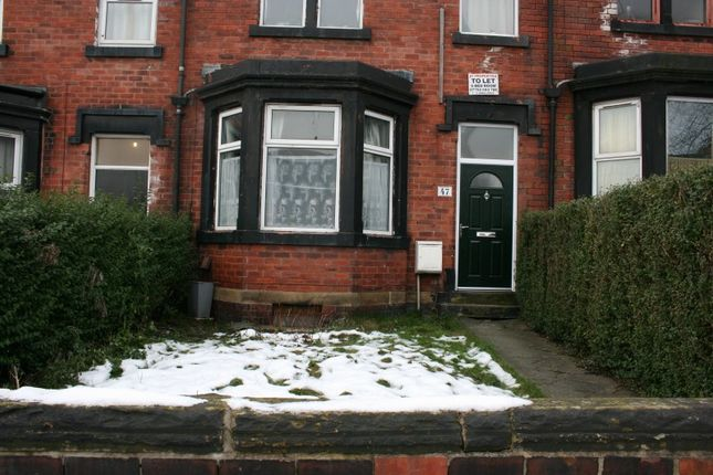 Thumbnail Terraced house to rent in Haddon Road, Leeds, West Yorkshire