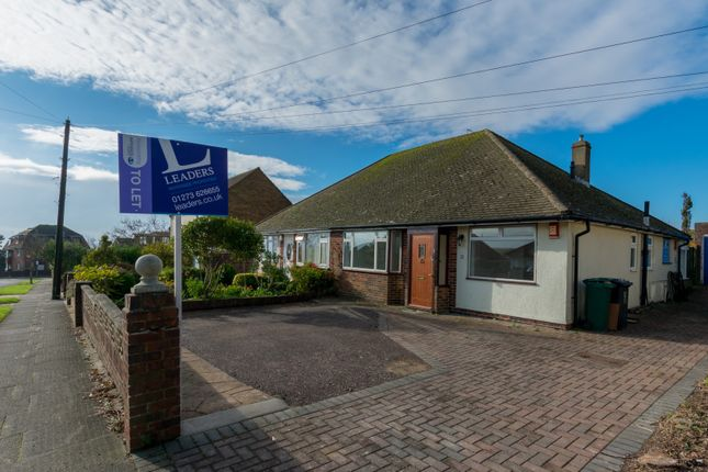 Thumbnail Semi-detached house to rent in Downs Valley Road, Brighton