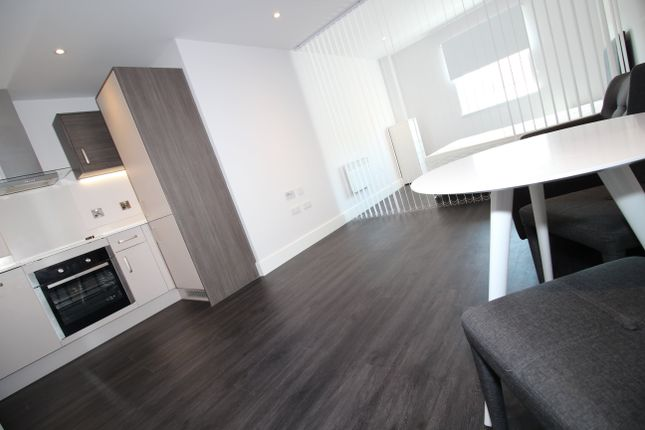 Aria Apartments Chatham Street Leicester Le1 Studio To Rent