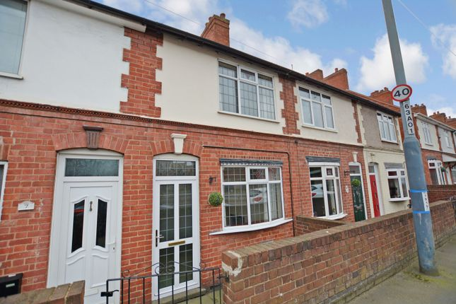 Thumbnail Terraced house to rent in Watling Street, Dordon, Tamworth