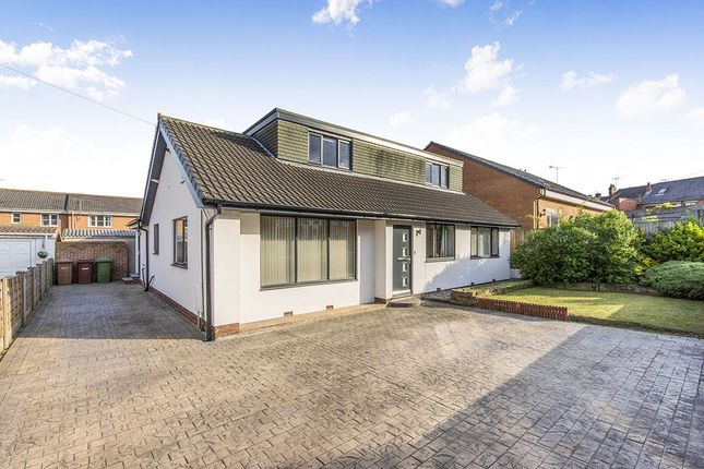Thumbnail Bungalow to rent in Moorhouse View, South Elmsall, Pontefract