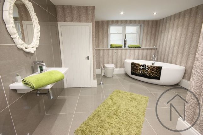 Main Bathroom of The Manor House, Fir Tree Grange, Howden Le Wear, Crook DL15