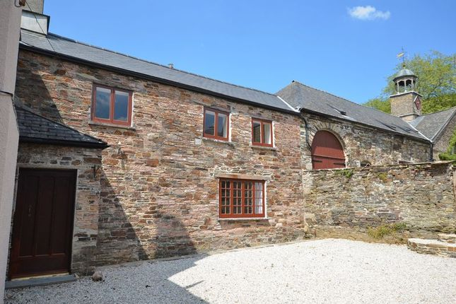 Thumbnail Farmhouse to rent in Lewdown, Okehampton