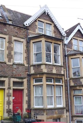 Thumbnail Terraced house to rent in Brookfield Road, Bristol