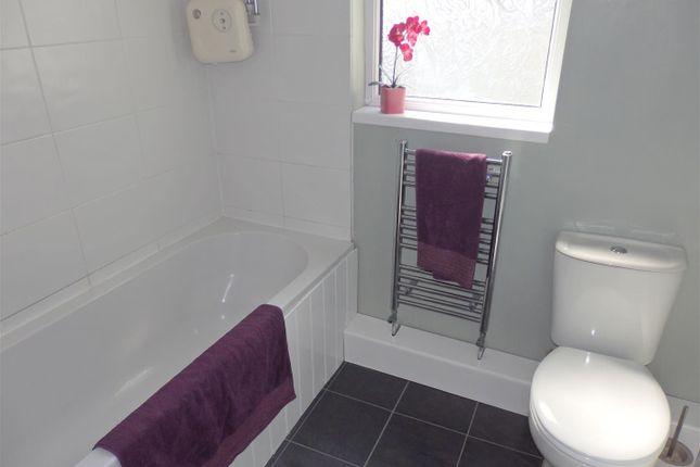 Bathroom: of College Hill, Llanelli SA15