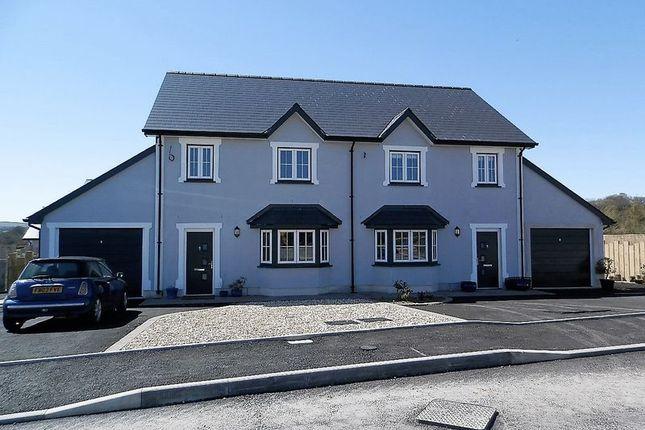 Thumbnail Detached house for sale in Cae Rwgan, Aberbanc, Penrhiwllan, Llandysul