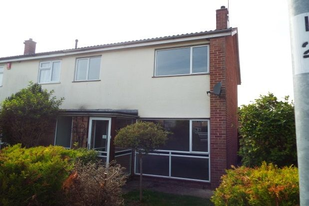 Thumbnail Semi-detached house to rent in Jocelyn Drive, Wells