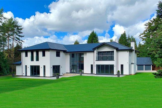 Thumbnail Detached house for sale in Wheatsheaf Enclosure, Liphook, Hampshire