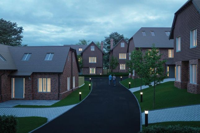 Thumbnail Land for sale in Hollymeoak Road, Coulsdon