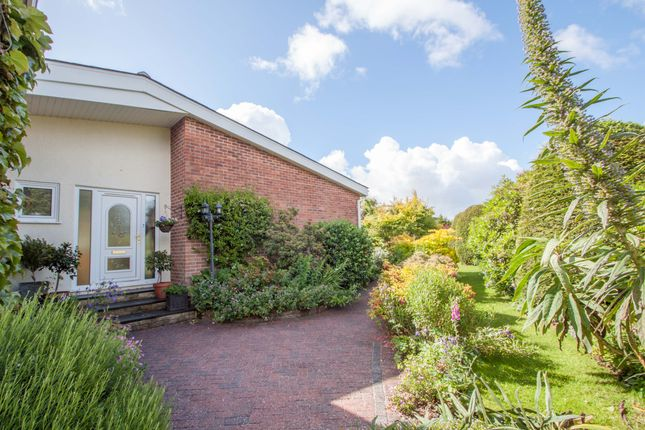 Detached bungalow for sale in Tretower Close, Plymouth