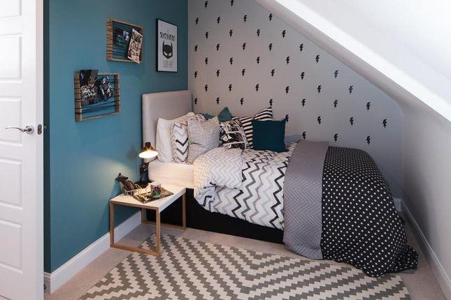 """Bedroom 3 of """"Kingsville"""" at Woodcock Square, Mickleover, Derby DE3"""