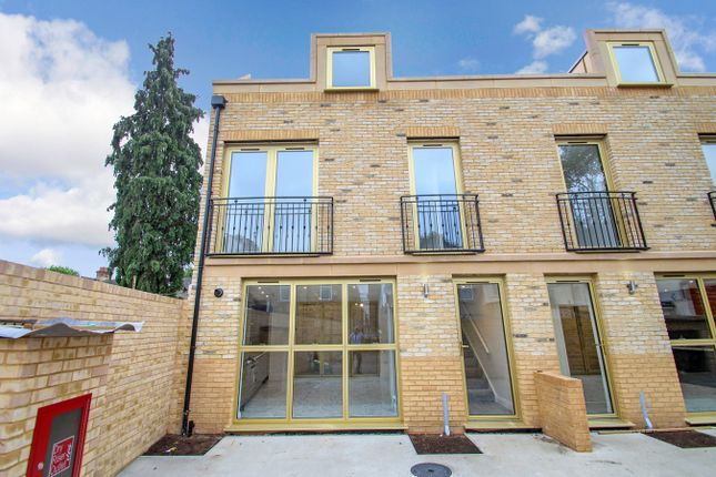 Thumbnail End terrace house for sale in Divine Court, Forest Gate