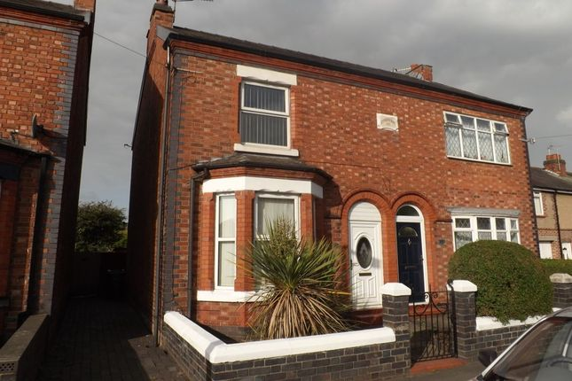Semi-detached house for sale in Crook Lane, Winsford