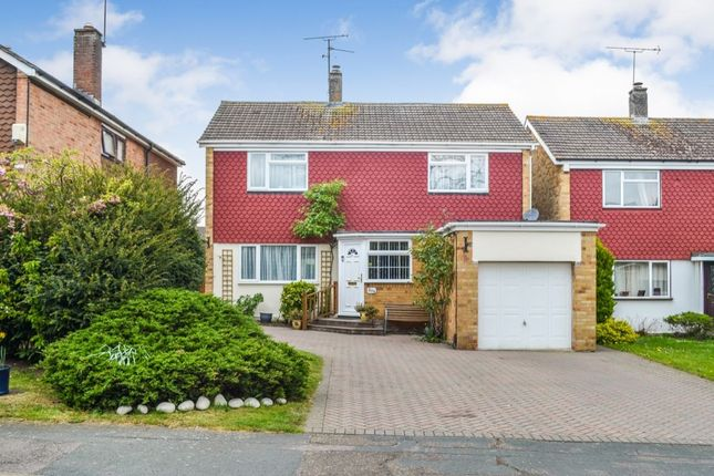 Thumbnail Detached house for sale in Waterhouse Moor, Harlow