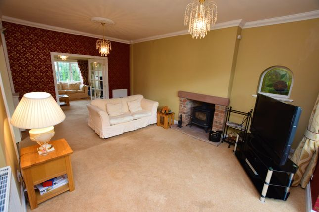 Sitting Room of Milner Road, Heswall, Wirral CH60