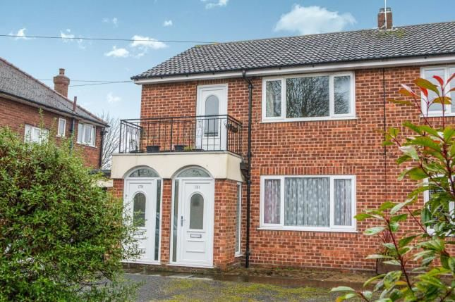 Thumbnail Flat for sale in Fulford Road, Fulford, York, North Yorkshire