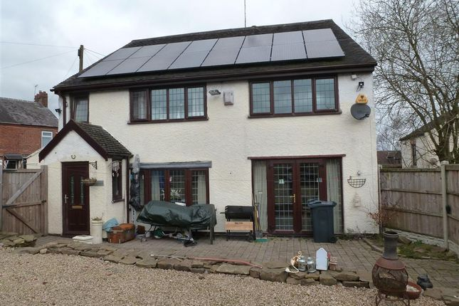 Thumbnail Detached house to rent in Brook Street, Heage, Belper