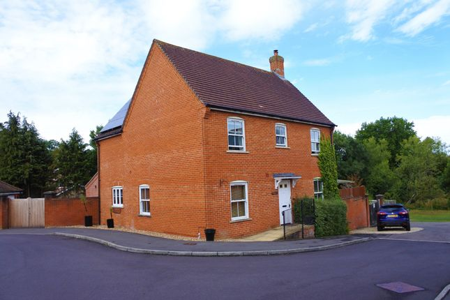 Thumbnail Detached house for sale in Bayfields, Gillingham
