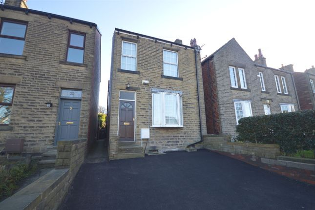 Thumbnail Detached house for sale in Spring Grove, Clayton West, Huddersfield, West Yorkshire