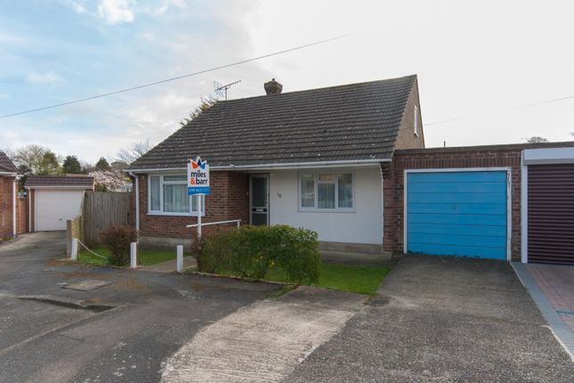 Thumbnail Detached bungalow for sale in Sunnyside Close, Ripple, Deal