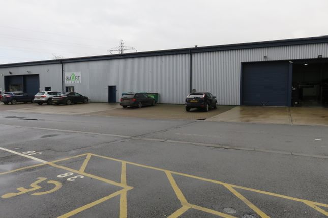 Thumbnail Light industrial to let in Shrewsbury Avenue, Peterborough