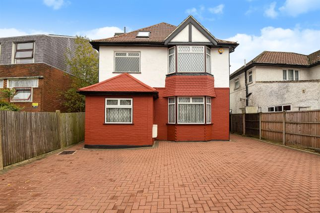 Thumbnail Detached house for sale in Forty Avenue, Wembley, Middlesex