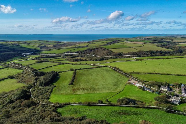 Thumbnail Detached house for sale in Trewen, Upper Eweston Farm, Roch, Haverfordwest