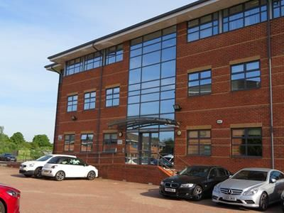 Office to let in Mcgowan House, 10 Waterside Way, The Lakes, Northampton